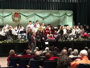Senior Citizens Holiday Concert