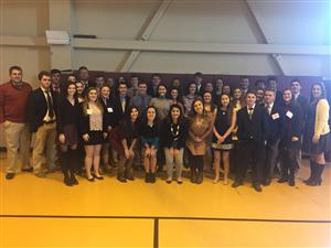 Masco Students Excel in DECA Competition