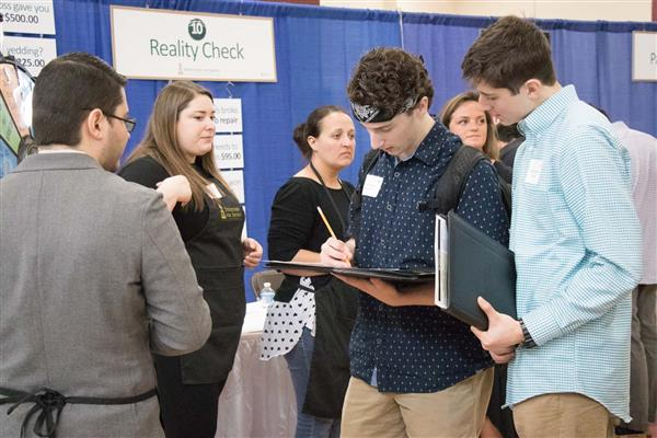Credit for Life Fair 2018 a Huge Success