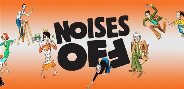 Noises Off! Debuts and Gets Fantistic Reviews