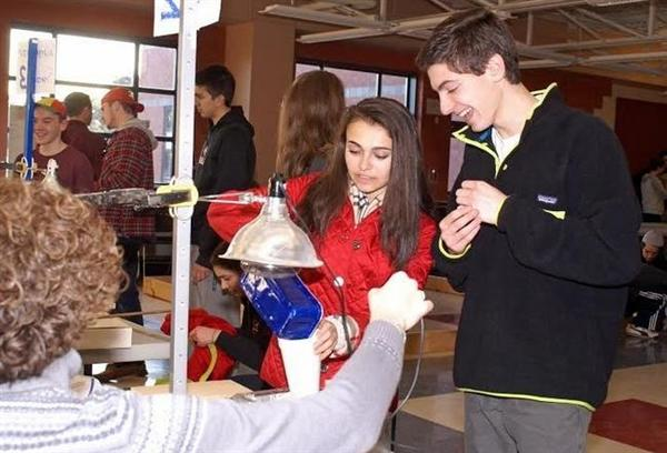 Masco HS Students Take on Science Challenges