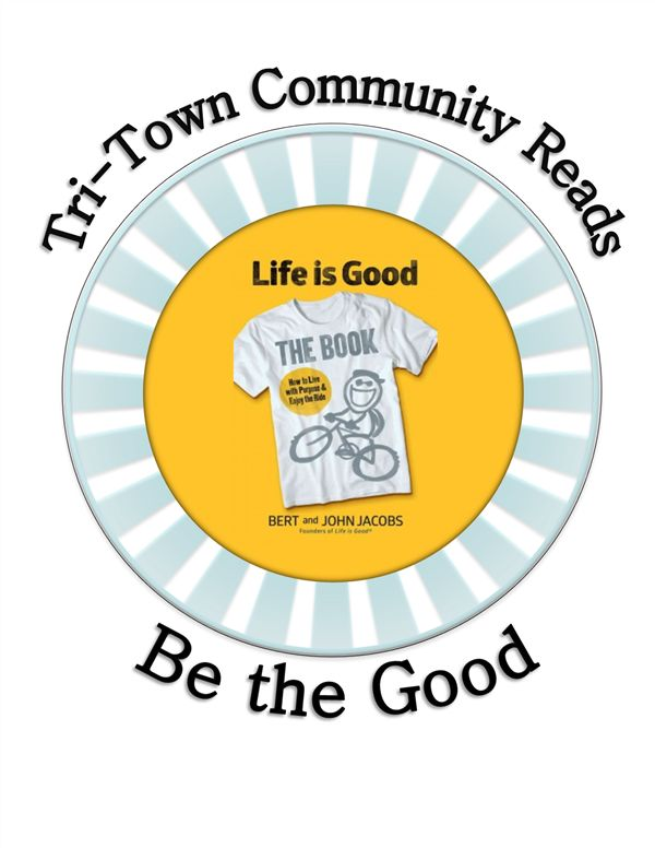 Tri-Town Community Read Cycle and Stroll, May 21st